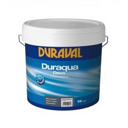 DURAQUA MATE BLANCO 15 LT