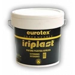 IRIPLAST EXTE-INTE BLANCO 20KG