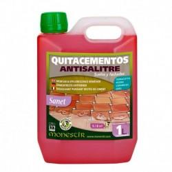 SANET QUITACEMENTOS 25L