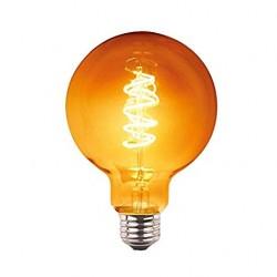 GZ LED FIL SPIRAL G125 3W E27