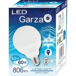 GZ LED G95 9,5W E27 220º806LM