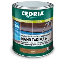 CEDRIA NANO TARIMAS IROKO 1L