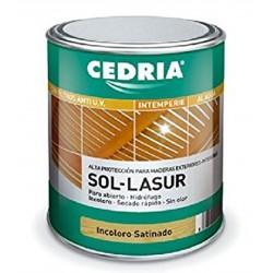 CEDRIA SOL LASUR MATE 0,75L