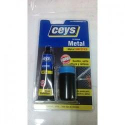 Metalceys 40 Ml+40 Grs 505010